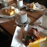 Photo taken at Strandrestaurant WEISSE DÜNE by David on 4/23/2016