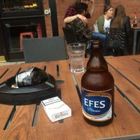 Photo taken at Woodrow Wilson  (Wetherspoon) by Canberk K. on 8/21/2016