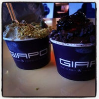 Photo taken at Giapo Ice Cream by Bevan C. on 4/3/2013