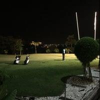 Photo taken at Danau Golf Club by Razif A. on 11/17/2016