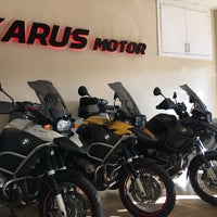 Photo taken at İkarus Motor by Onur D. on 11/2/2016