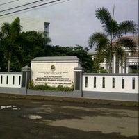 Photo taken at Samsat Bandung Tengah by Arif P. on 12/17/2012