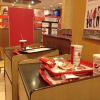 Photo taken at KFC by Laura B. on 11/15/2012