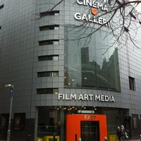 Photo taken at FACT Cinema and Art Gallery by Mark N. on 4/17/2013
