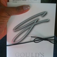 Photo taken at Gould's Day Spa & Salon-Cordova Towne Center by Erica J. on 10/2/2012