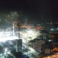 Photo taken at Mövenpick Hotel & Residence Hajar Tower Makkah by Omar L. on 8/10/2016