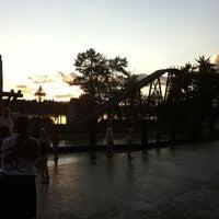 Photo taken at Canobie Lake Park by Kate H. on 7/30/2013