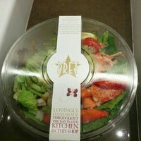 Photo taken at Pret A Manger by Winston S. on 6/30/2015