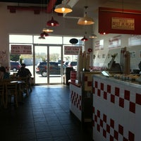 Photo taken at Five Guys by Steven L. on 4/1/2013