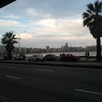 Photo taken at Plaza Gomensoro by Marcelo T. on 9/30/2012