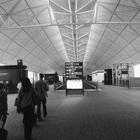 Photo taken at Hong Kong International Airport (HKG) by Agatha Y. on 7/6/2013