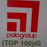Photo taken at Pola group by Dhie F. on 10/25/2012