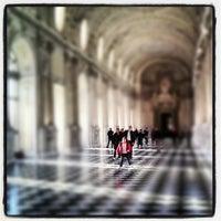 Photo taken at Reggia di Venaria Reale by Francesco Paolo F. on 11/2/2012