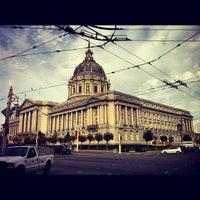 Photo taken at San Francisco City Hall by Jason C. on 11/15/2012