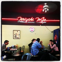 Photo taken at Teriyaki To Go by Jay Y. on 10/25/2013