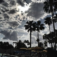 Photo taken at Marriott World Center Pool by Kevin T. on 3/28/2012