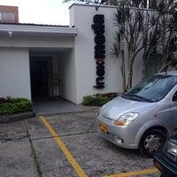 Photo taken at Inexmoda, Instituto para la Exportación y la Moda by Marcelo B. on 10/29/2013