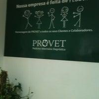 Photo taken at Provet by Julio César V. on 2/13/2013
