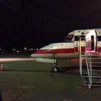 Photo taken at Lawton-Ft. Sill Regional Airport by Mike W. on 9/27/2012