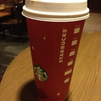 Photo taken at Starbucks by Shannon M. on 1/13/2013