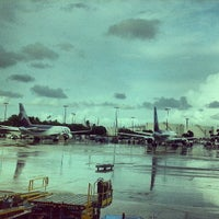 Photo taken at Concourse J by Fernando C. on 6/30/2013