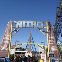 Photo taken at Nitro by [Princess] on 10/20/2012