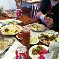 Photo taken at Old Jerusalem Restaurant by Amir E. on 2/24/2013