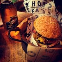 Photo taken at Burger House by Emir Ş. on 4/15/2013