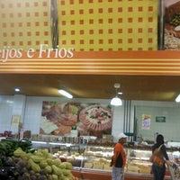 Photo taken at Supermercados Líder by Larissa L. on 3/27/2013