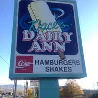 Photo taken at Pace's Dairy Ann by Jordan M. on 10/26/2013