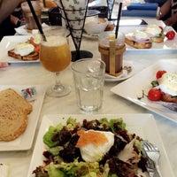Photo taken at Dôme Café by 🌻 Alexis A. on 6/16/2016