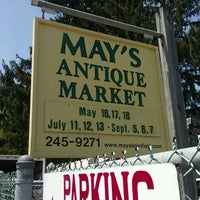 Photo taken at Brimfield Antique Show by Ash S. on 5/16/2013