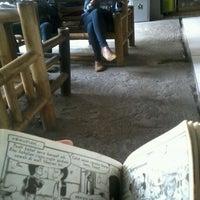 Photo taken at Pitimoss Fun Library by Festi Rianti A. on 10/10/2012