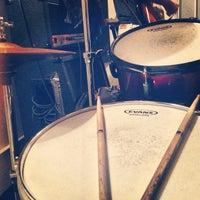 Photo taken at The Sweatshop Rehearsal & Recording Studios by Jaron M. on 4/29/2013