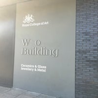 Photo taken at Royal College of Art - Dyson Building by Josef D. on 9/1/2016