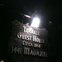 Photo taken at Terrell House Bed and Breakfast by Paul K. on 10/20/2012