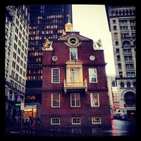 Photo taken at Old State House by Timothy O. on 11/13/2012