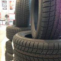 Photo taken at Discount Tire® Store by Amy S. on 12/21/2012