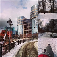 Photo taken at AMERON Hotel ABION Villa by Наталья О. on 3/12/2013