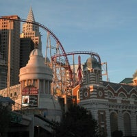 Photo taken at The Roller Coaster by Mandy C. on 11/12/2012