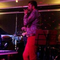 Photo taken at Zift Cafe Bar by Simge B. on 3/23/2013
