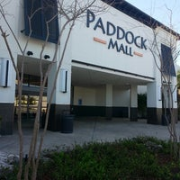 "Photo taken at Paddock Mall by WILFREDO ""WILO"" R. on 3/25/2013"
