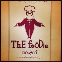 Photo taken at The Foodie by Art T. on 1/27/2013