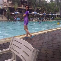Photo taken at Marcopolo Water Adventure by Putri F. on 6/17/2013