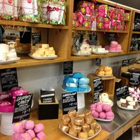 Photo taken at LUSH by Christopher H. on 1/19/2013
