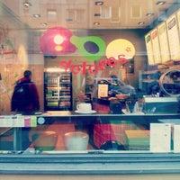 Photo taken at dolores* by Tobias L. on 10/6/2012