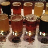 Photo taken at Rock Bottom Restaurant & Brewery by Beau B. on 2/26/2013