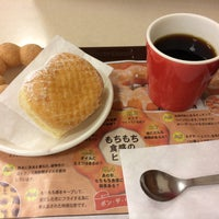 Photo taken at Mister Donut by とろろ on 11/20/2015