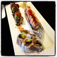 Photo taken at Cherry Sushi by Jorge C. on 11/3/2012