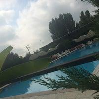 Photo taken at Hotel Santo Stefano by Seamania on 8/20/2014